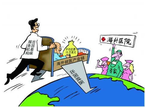 跨境医疗行业的兴起,带动国人出国看病潮.png
