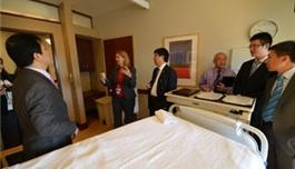 公司访问布列根和妇女医院(2013.11,波士顿)