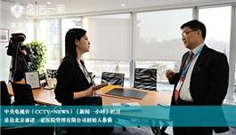 CCTV专访盛诺一家并采访出国看病癌症患
