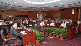 哈佛心脏专家在北京朝阳医院做学术报告