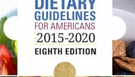 美国最新膳食指南:如何饮食有助于癌症预防