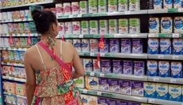 柳叶刀:中国宝宝太依赖奶粉 将付深远代价