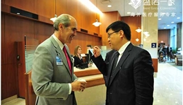 海外医疗看到在中国的出国看病机会