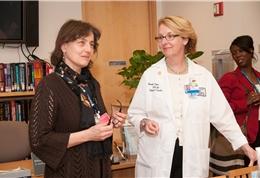 布列根和妇女医院患者学习中心