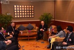 克利夫兰医学中心在华开通医疗绿色通道仪式现场 (14)
