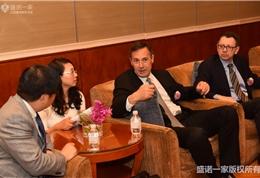 克利夫兰医学中心在华开通医疗绿色通道仪式现场 (10)