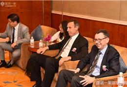 克利夫兰医学中心在华开通医疗绿色通道仪式现场 (8)