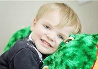 质子治疗帮助男孩成为战胜室管膜瘤的勇士