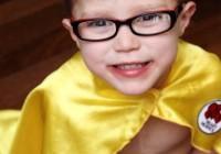 4岁小超人勇敢对抗先天性心脏病