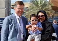 开创性心脏手术挽救了阿联酋婴儿的生命 - 奥马尔(Omar)的故事