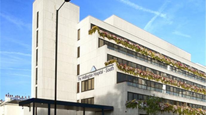 英国惠灵顿医院