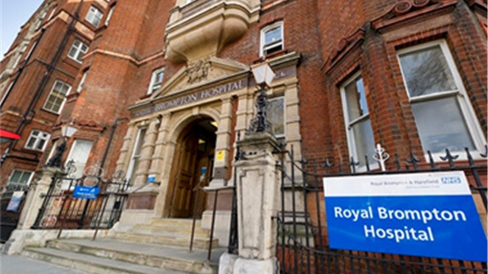 英国皇家布朗普顿医院