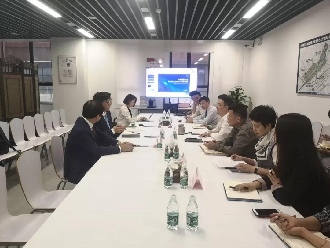 盛诺一家创始人、董事长兼CEO蔡强回访海南:将为海南引入全球先进医疗资源3.jpg