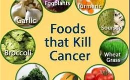 远离朋友圈谣言,认识抗癌致癌食物