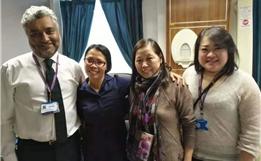肺癌患者告别无效治疗,在英国皇家马斯登医院迎来新的曙光