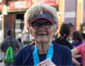 MD安德森热化疗临床试验,使70岁胃癌患者重返马拉松赛场