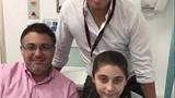 GOSH帮助塞浦路斯11岁女孩摆脱患马德隆畸形症的痛