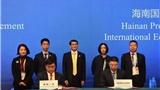 投资海南   盛诺一家创始人、董事长兼CEO蔡强回访海南