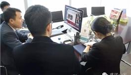 出国看病纽约长老会医院神经外科专家访问盛诺一家上海子公司