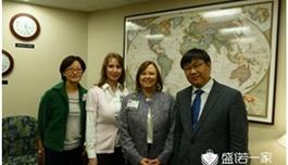 美国癌症医院MD安德森为中国患者服务