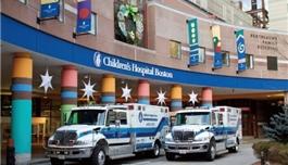 8年·印记 | 哈佛大学医学院附属波士顿儿童医院祝贺盛诺一家8周年(视频)