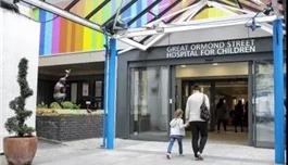 8年·印记 | 英国GOSH儿童医院祝贺BOSS娱乐8周年(视频)