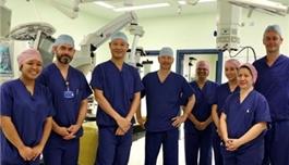 遗传性失明能逆转吗?GOSH外科医生实施该病全球头例眼部基因治疗