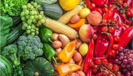 研究发现:每天摄入5份水果和蔬菜可以让你更长寿