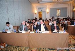 美国联盟医疗体系国际部和盛诺一家市场部联合推广活动现场-(2)