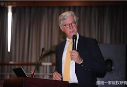 美国联盟医疗体系国际部总裁Dr. Mudge在朝阳医院活动现场 (3)