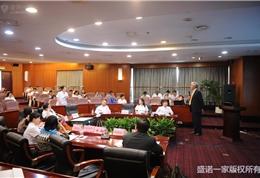 美国联盟医疗体系国际部总裁Dr. Mudge在朝阳医院活动现场 (4)