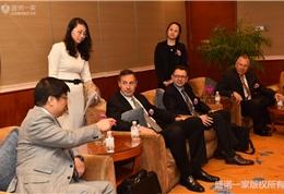 克利夫兰医学中心在华开通医疗绿色通道仪式现场 (5)