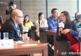 盛诺一家(广州)开辟全球试管婴儿绿色通道媒体发布会现场3
