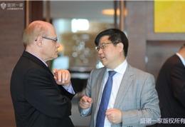 盛诺一家(广州)开辟全球试管婴儿绿色通道媒体发布会现场5