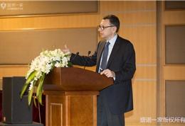 克利夫兰医学中心全球患者服务中心副主席、心脏内科专家  Dr. Maan Fares回答上海交通大学医学院附属仁济医院临床医学院副院长郑青提问