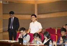 上海仁济医院的实习医生向Dr. Maan Fares 进行了提问,同时表达出对克利夫兰医学中心的向往