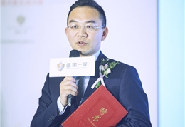 新闻联播前主播郎永淳发表演讲