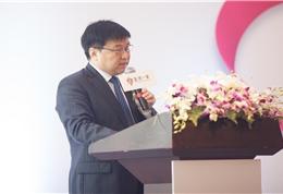 盛诺一家创始人、董事长蔡强,分享主题《全球视野下的医疗服务》